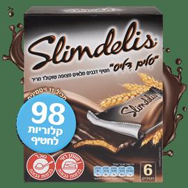 סלים דליס שוקולד מריר