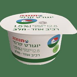 יוגורט תנובה 1.5% שומן