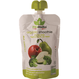 מחית אורגנית תפוח אגסים