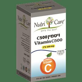 ויטמין C 500