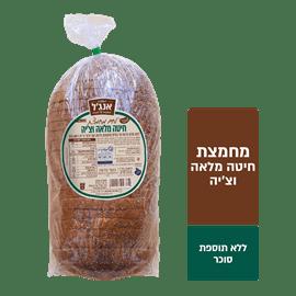 לחם מחמצת חיטה מלאה וציה