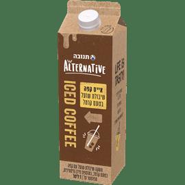 אייס קפה שבולת שועל קרמל