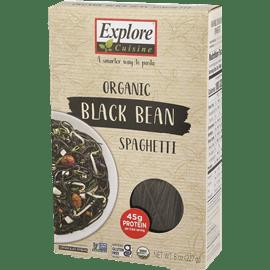 אטריות סויה שחורה אורגני