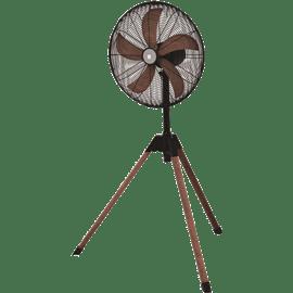 מאוורר רטרו עומד עץ