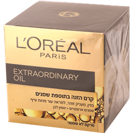 EXTRAORDINARY OIL קרם