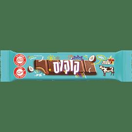 חטיף שוקולד פרה קוקוס
