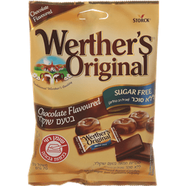 """סוכ.וורטר לל""""ס שוקולד"""