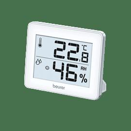 מד טמפרטורה ולחות