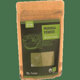 אבקת מורינגה אורגנית