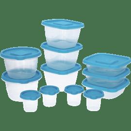 סט קופסאות פלסטיק במארז