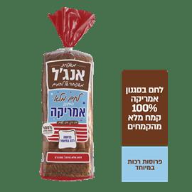 לחם מלא בסיגנון אמריקה