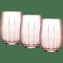 סט כוסות שתייה PINK