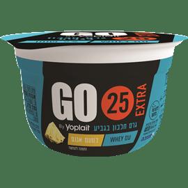 יופלה גו 25גר חלבון אננס