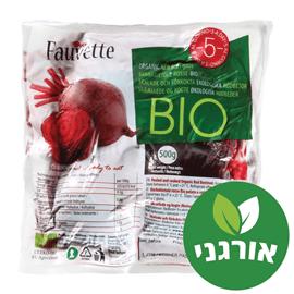 סלק אדום מבושל אורגני