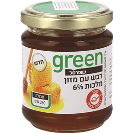 דבש מזון מלכות 6%