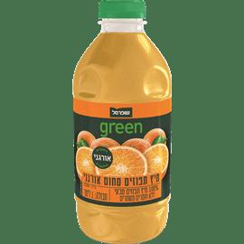 מיץ תפוזים אורגני גרין