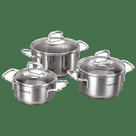 סט3 כלי בישול אלפא