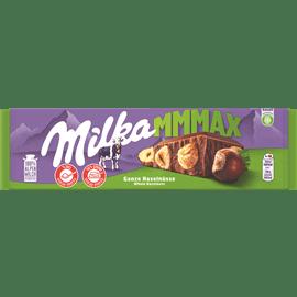 שוקולד חלב אגוזי לוז שלם