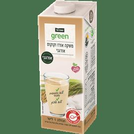 משקה אורז קוקוס אורגני