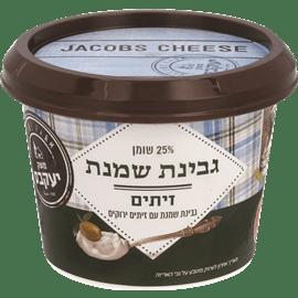 גבינת שמנת זיתים 25%