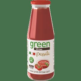 רוטב עגבניות אורגני גרין