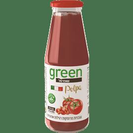 עגבניות מרוסקות אורגני