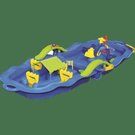 מזוודת פעילות חול/מים