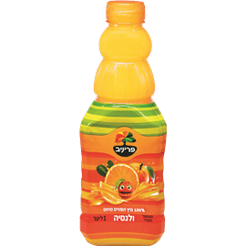 מיץ תפוזים ולנסיה