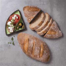לחם אותנטי עם שיפון