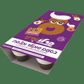 קרלו מיני שוקולד קצפת