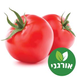 עגבנייה אורגני ארוז