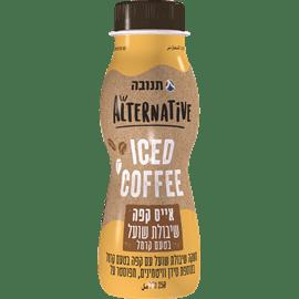 אייס קפה שיבולת שועל