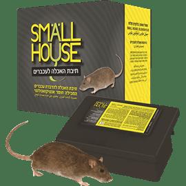 פתיון רעיל נגד עכברים