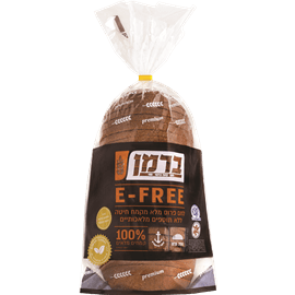 לחם E-FREE מקמח חיטה