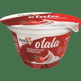 יוגורט OLALA תות4%