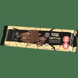 וופל בטעם שוקולד מצופה