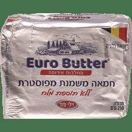 חמאה ללא תוספת מלח
