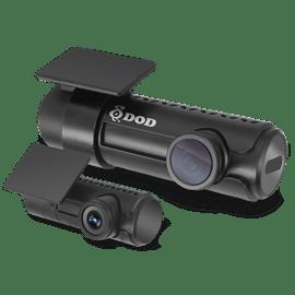 מצלמת DVR  לרכב כפולה