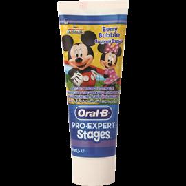 משחת שיניים לילדים 2-6ש
