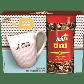 קפה נמס + ספל