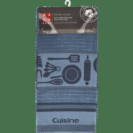סט 3 מגבות מטבח