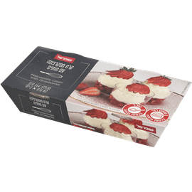 קרם מסקרפונה עם תותים