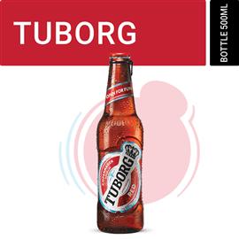 בירה טובורג רד בק.חוזר