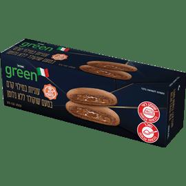 עוגיות ללא גלוטן שוקולד