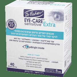 Eye-care Extra מגבונים