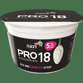 דנונה פרו 18גר חלבון5%