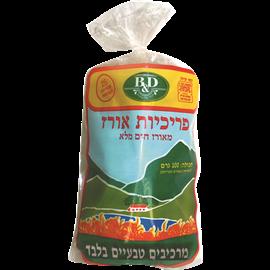 פרכיות אורז עם מלח