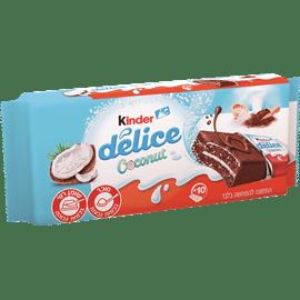 עוגות קינדר דליס קוקוס