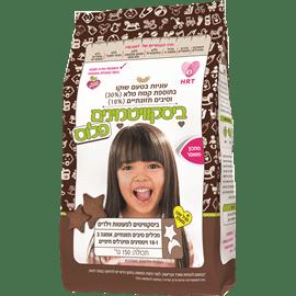 ביסקויטמינים פלוס שוקולד