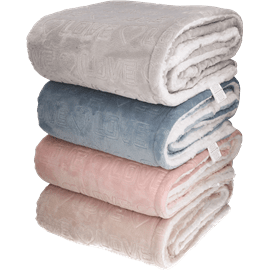 שמיכה מפנקת מינק יחיד